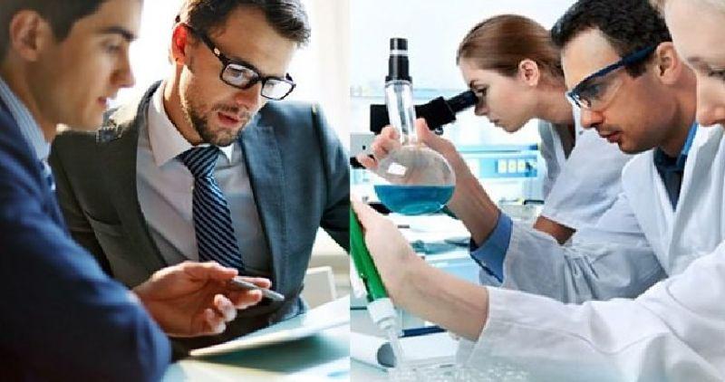 Personas Investigando-Tipos de Investigación