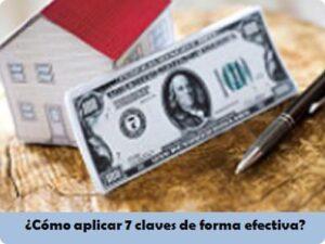 7 claves efectivas en pro de la educación financiera