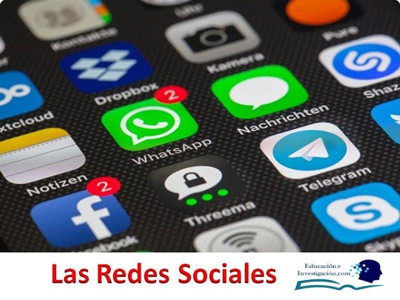 Las Redes Sociales, que son, y para que sirven