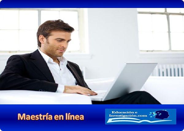 Maestría en línea Beneficios