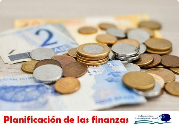 Planificación de las Finanzas