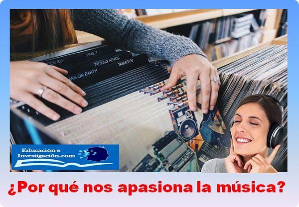 Por qué nos apasiona la música