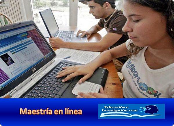 Tipos de programas de Maestría en línea