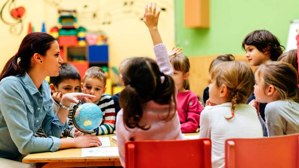 La educación preescolar y la socialización