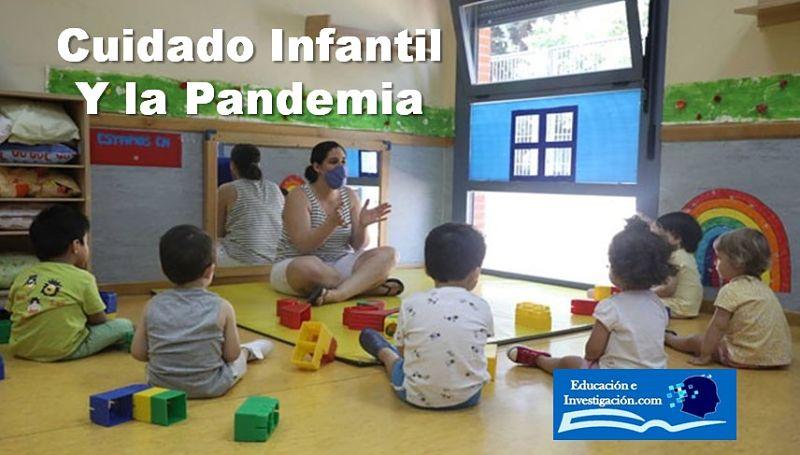 cuidado Infantil y la pandemia