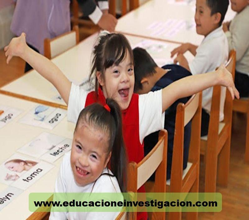 Efectivo Programa Educativo Para Niños Down