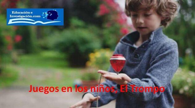 Juegos en los niños, El Trompo