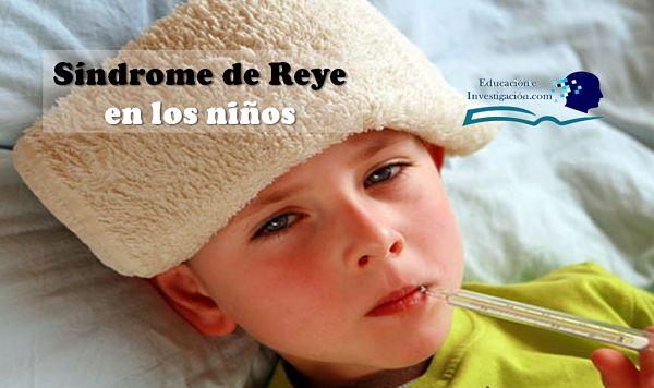 Síndrome de Reye en los niños